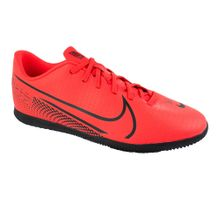 Tenis-Futsal-Nike-Vapor-13-Club-Red-Black