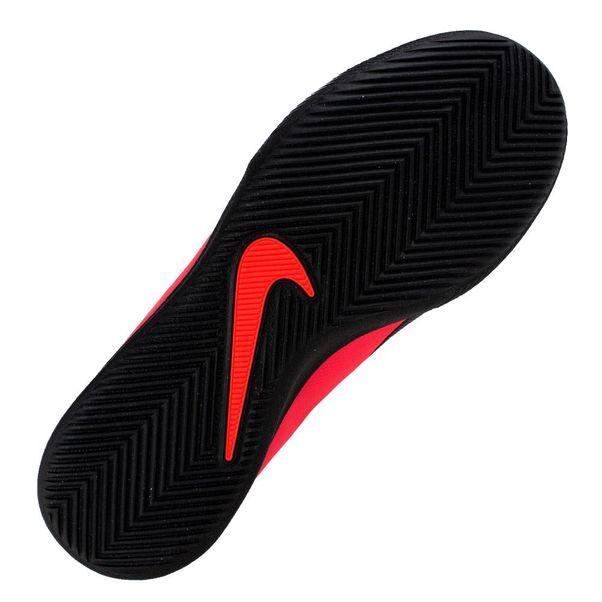 Tenis-Futsal-Infantil-Nike-Jr-Phantom-Venom-Red-Silver