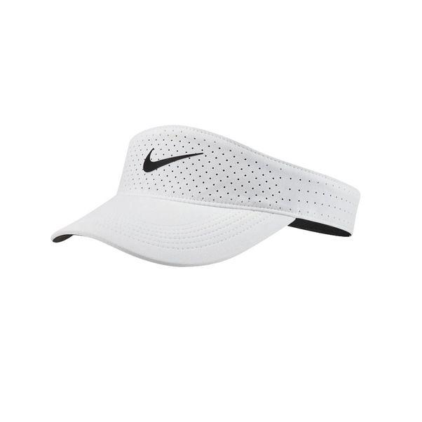 Viseira-Nike-Aerobill-Branco-Preto-Unissex