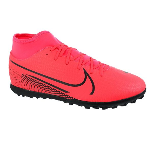 Chuteira-Society-Nike-Superfly-7-Club-Vermelho-Preto