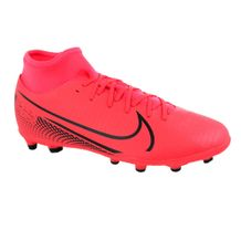 Chuteira-Campo-Nike-Superfly-7-Club-Red-Black-