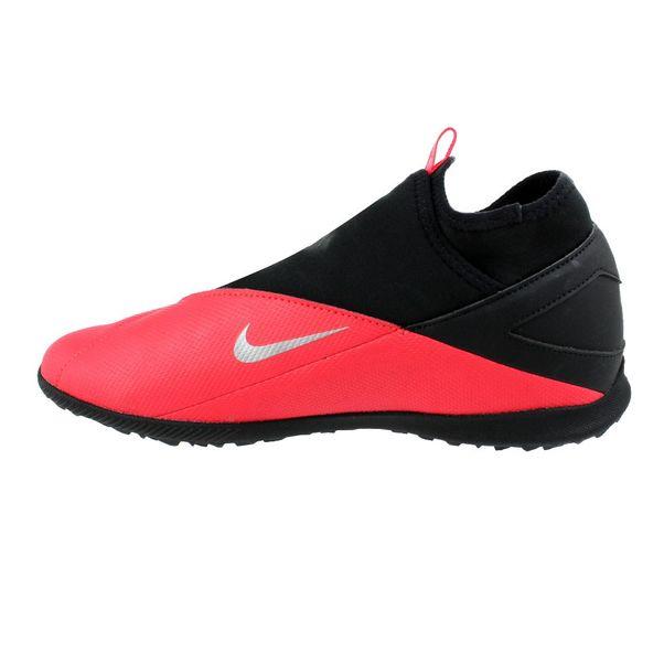 Chuteira-Society-Nike-Phantom-VSN-2-Vermelho-Prata