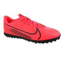 Chuteira-Society-Nike-Vapor-13-Club-TF-Vermelho-Preto