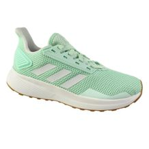 Tenis-Adidas-Duramo-9-Verde-Branco-Feminino