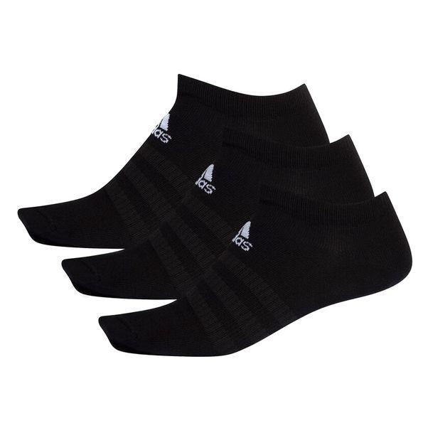 Kit-Meia-Tres-Pares-Cano-Curto-Adidas-Low-Cut-Preto-Branco