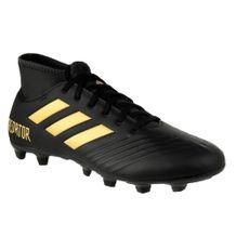 Chuteiro-Campo-Adidas-Predator-Black-Gold
