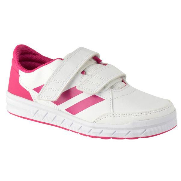 Tenis-Casual-Menina-Adidas-AltaSport-White-Rose