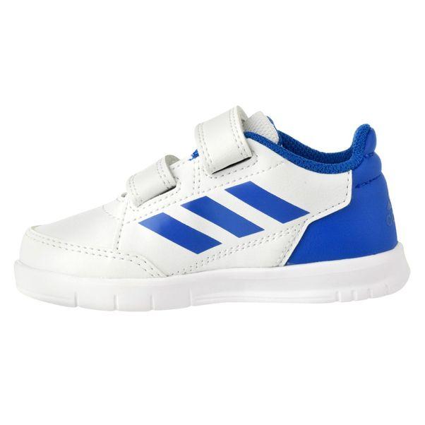 Tenis-Casual-Menino-Adidas-AltaSport-Branco-Azul