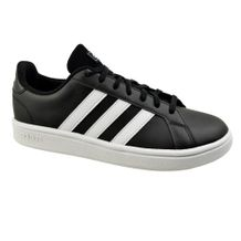 Tenis-Casual-Adidas-Grand-Court-Preto-Branco