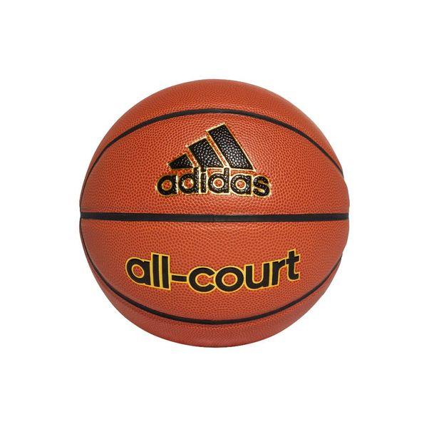 Bola-Basquete-Adidas-All-Court-Marrom-Preto