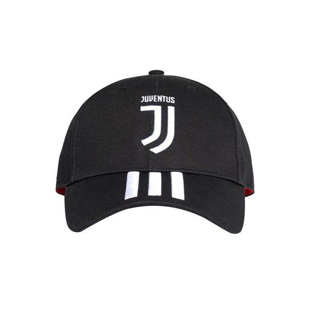 Bone-Adidas-Juventus-Preto-Branco