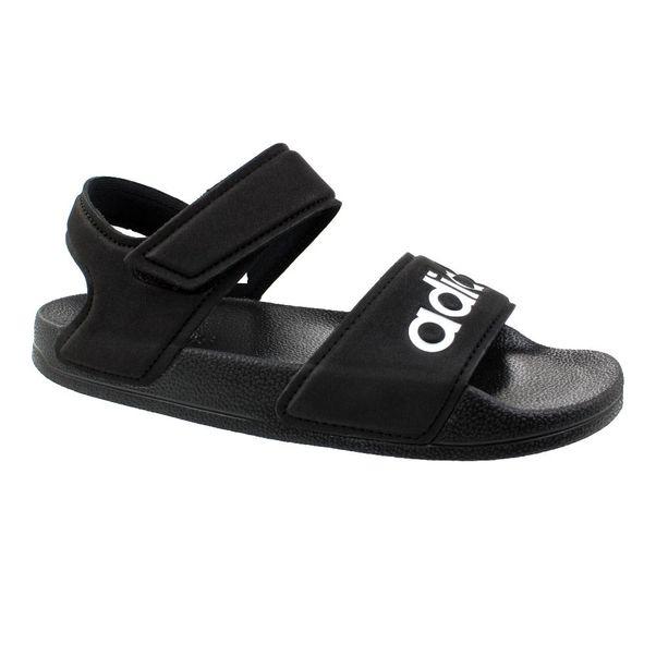Sandalia-Menino-Adidas-Adilette-Preto-Branco