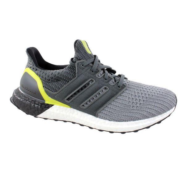 Tenis-Adidas-UltraBoost-M-Cinza-Amarelo