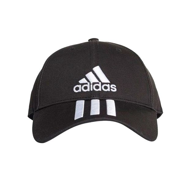 Bone-Adidas-Classic-3-Stripes-Preto-Branco