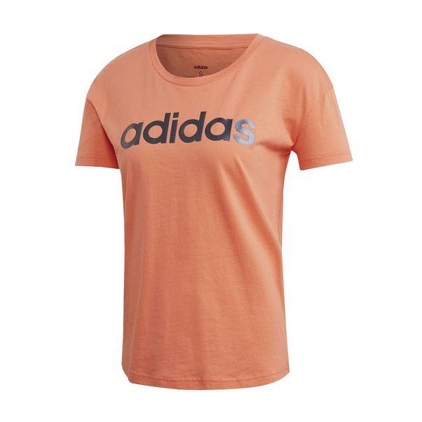 Camiseta-Adidas-Foil-Graphic-Laranja