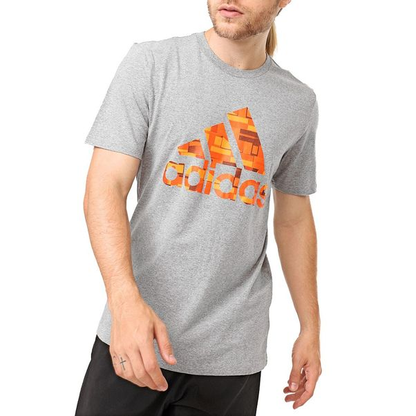 Camiseta-Global-Citizens-Flags-Amplifier-Cinza-Laranja