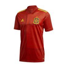 Camisa-Adidas-Espanha-I-Vermelho-Amarelo