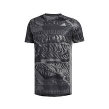 Camiseta-Adidas-Own-The-Run-Cinza-Preto