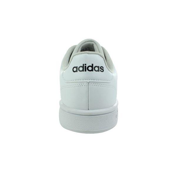 Tenis-Casual-Adidas-Grand-Court-Base-Branco-Preto
