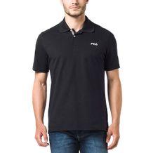 Camisa-Polo-Fila-Classic-II-Preto-Masculino