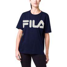 Camiseta-Fila-Letter-Box-Marinho-Bege-Feminino