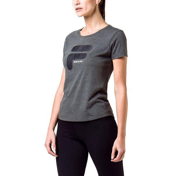 Camiseta-Fila-Polyester-Cinza-Marinho-Feminino