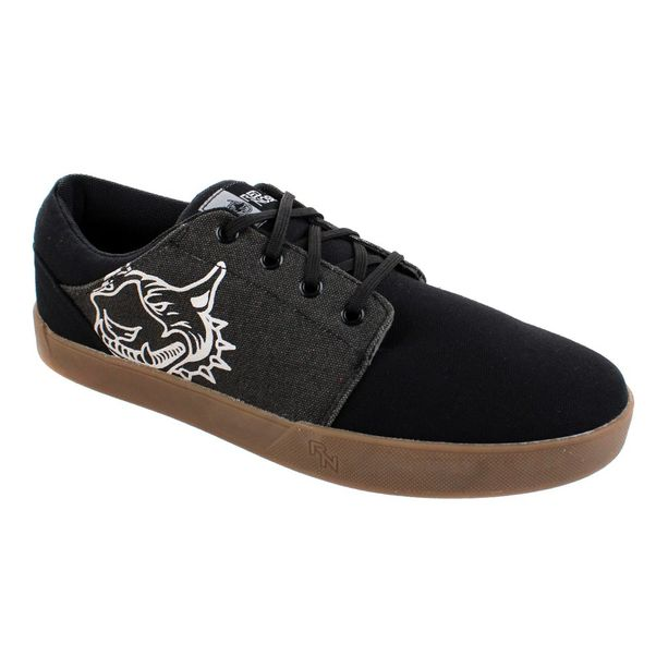 Tenis-Casual-Red-Nose-Pathfinder-Preto-Cinza