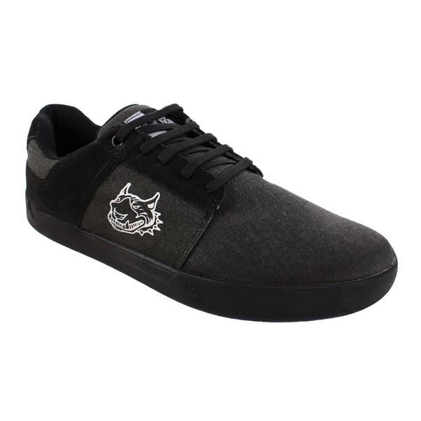 Tenis-Casual-Red-Nose-Billboard-Black-White