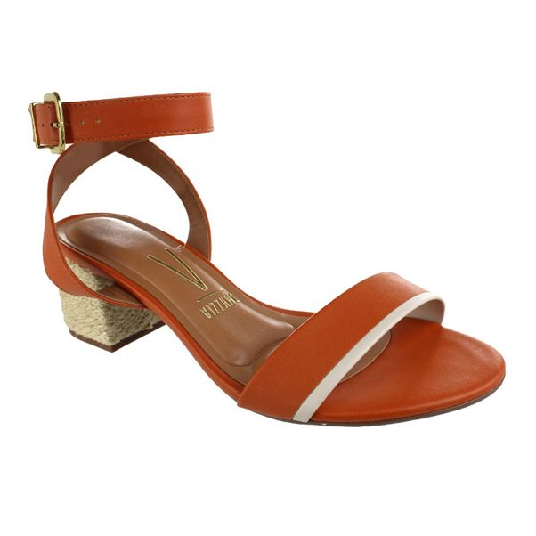 Sandalia-Salto-Baixo-Vizzano-Twisted-Orange-Beige