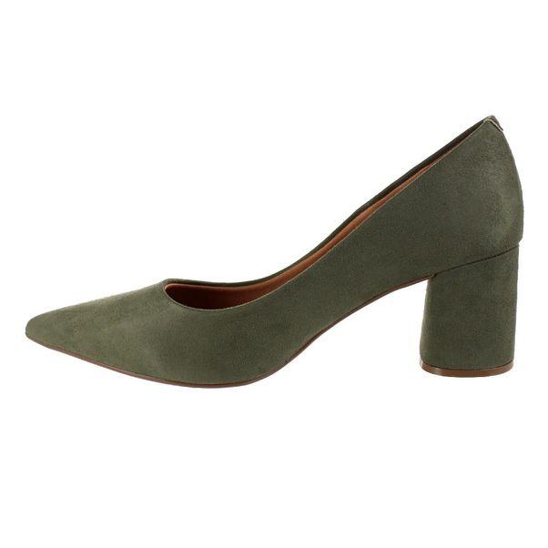 Scarpin-Vizzano-Suede-Classic-Green-Feminino