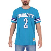 Camiseta-Mitchell-and-Ness-Charlotte-Hornets-Blue