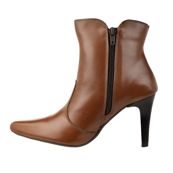 Bota-Cano-Baixo-Kult-Super-Elegance-Marrom-Feminino