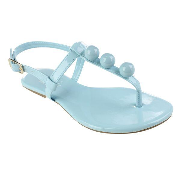 Sandalia-Rasteira-Infantil-Sua-Cia-Mini-Pearl-Azul