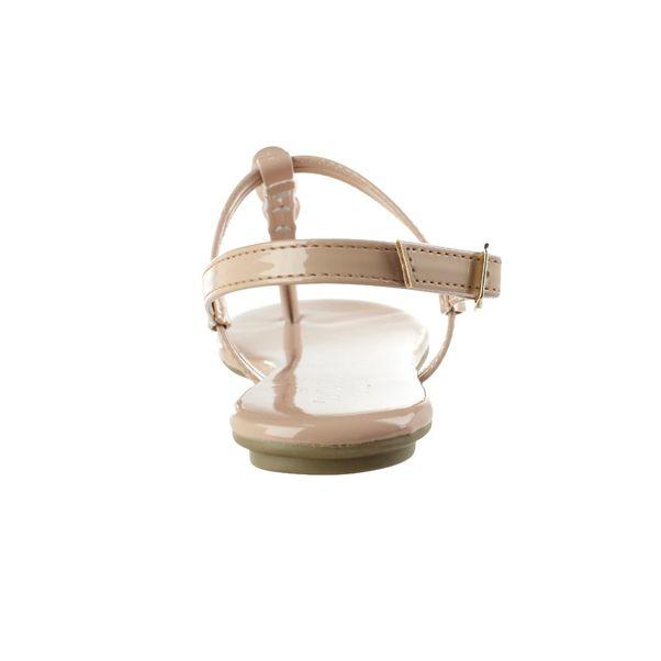 Sandalia-Rasteira-Infantil-Sua-Cia-Mini-Pearl-Bege