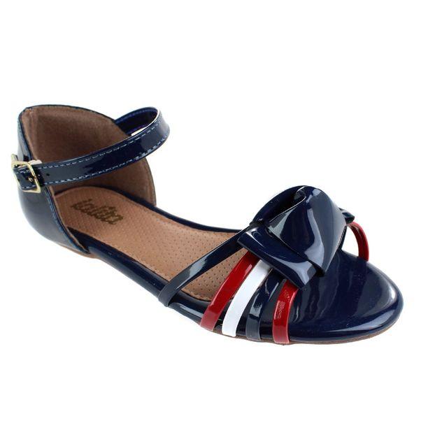 Sandalia-Rasteira-Infantil-Lalita-Sailor-Navy-Red