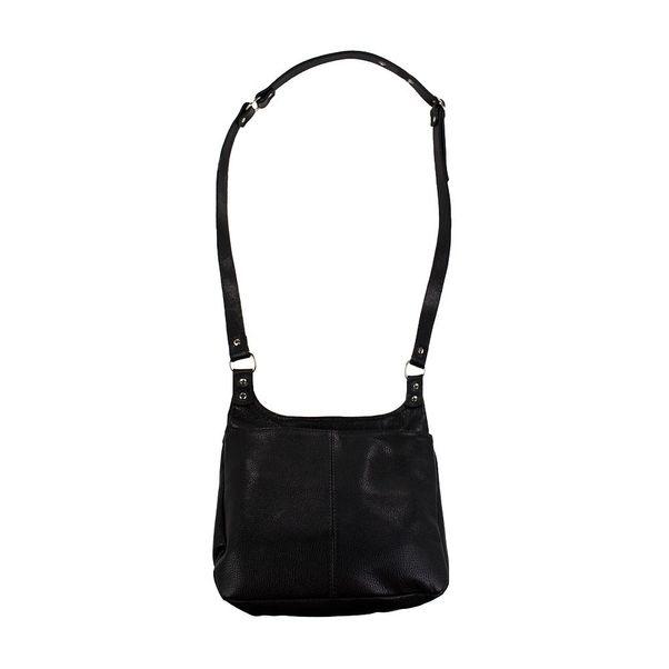 Bolsa-Carteiro-Kult-Leather-Preto-Feminino