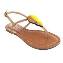 Sandalia-Rasteira-Kult-Colors-Marrom-Amarelo