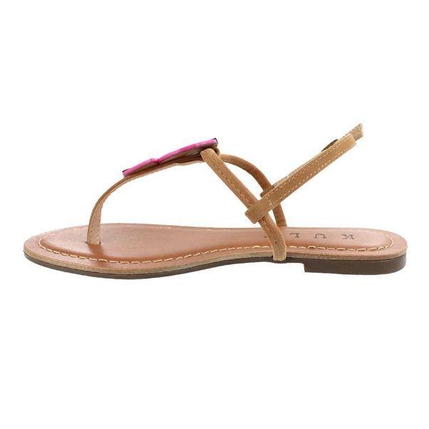 Sandalia-Rasteira-Kult-Colors-Marrom-Rosa