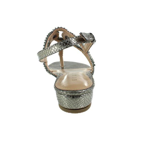 Sandalia-Salto-Baixo-Kult-Texture-Prata