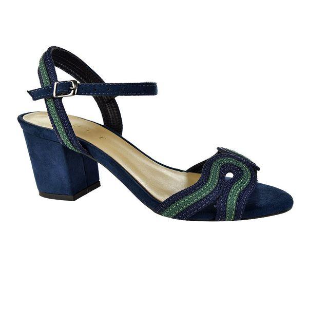 Sandalia-Salto-Alto-Kult-Lace-Navy-Green