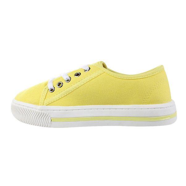 Tenis-Menina-Pampili-Shoelace-Amarelo
