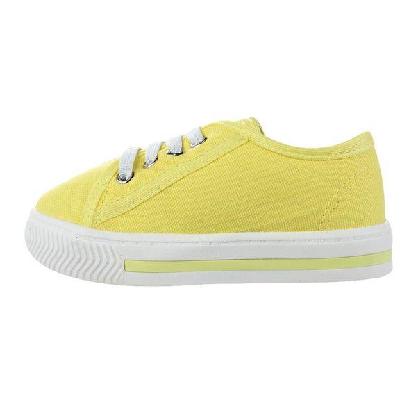 Tenis-Menina-Pampili-Fresh-Amarelo-