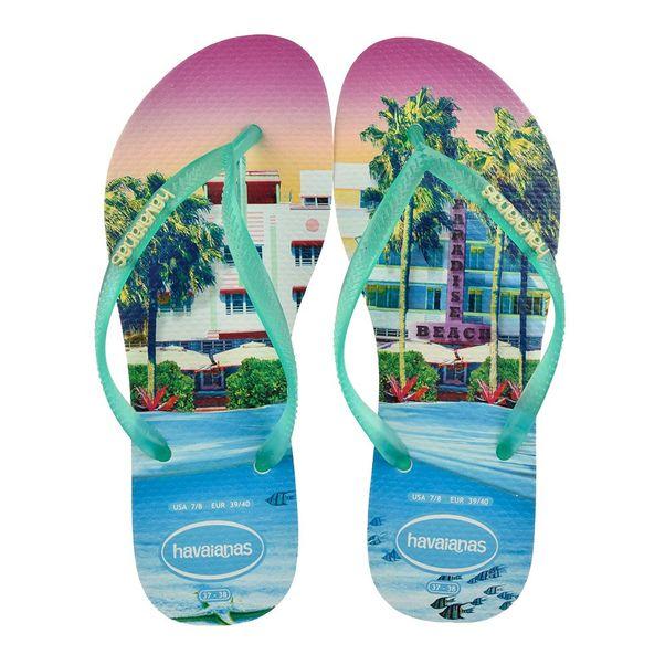 Chinelo-Slim-Havaianas-Paisage-Verde-Branco