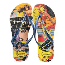 Chinelo-Slim-Havaianas-Heroinas-Navy-Yellow