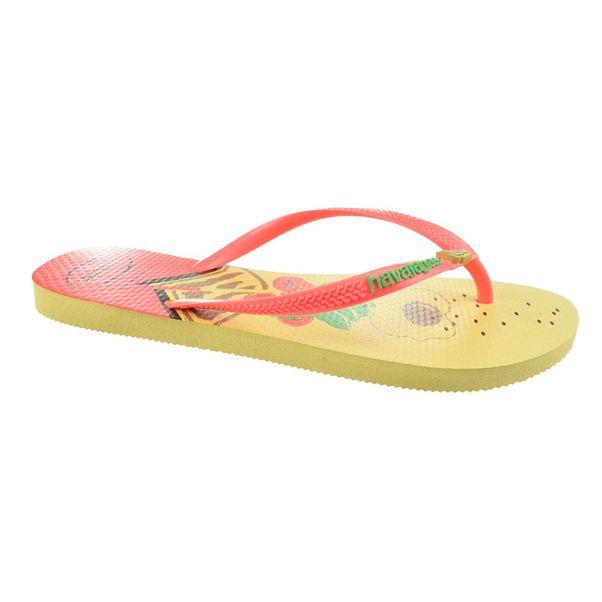 Chinelo-Slim-Havaianas-Cool-Rosa-Amarelo