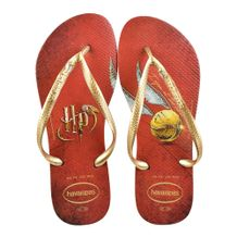 Chinelo-Slim-Havaianas-Harry-Potter-Golden-Red