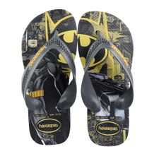 Chinelo-Menino-Havaianas-Herois-Black-Yellow