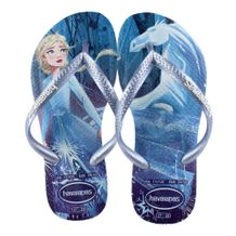 Chinelo-Infantil-Havaianas-Frozen-Azul