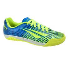 Tenis-Futsal-Menino-Penalty-ATF-Rocket-IX-Blue-Yellow