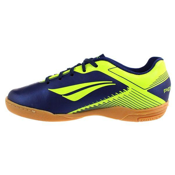Tenis-Futsal-Infantil-Penalty-Marinho-Amarelo-